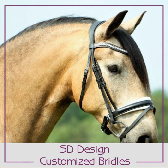 SD Design Customized Bridles